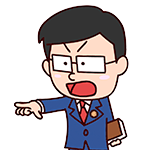 浮気を主張する弁護士のイメージ