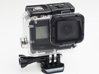 ウェアラブルカメラで証拠撮影