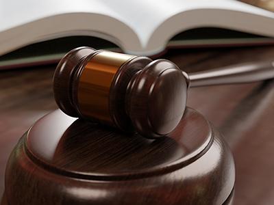 ハンマーと法律に関する書籍